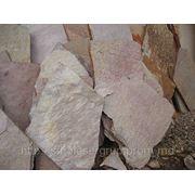 Сланец индийский SRA природной формы фото