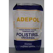 Клей Adepol Polisterol Universal фото