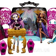 Лялька Monster High Spectra Vondergeist та Зал для вечірки фото
