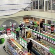 Видеонаблюдение в супермаркете и магазине фото