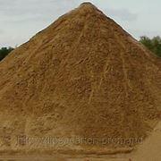 Песок сеянный в мешках фото