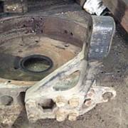 Кронштейн двигателя задний правый 81415013368 / MAN TGA фото