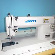 Швейная машина универсальная стачивающая с нижним продвижением JATI JT-6-9 фотография