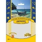 Анчоус солено-сушеный фото