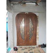 Бронь двери фото