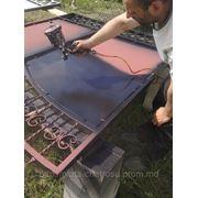 Изготовление, реставрация и покраска ворот. фото
