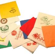 Салфетки бумажные фото