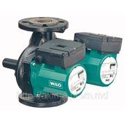 Сдвоенный насос с мокрым ротором Серия Wilo TOP-SD фото