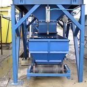 Транспортер-дозатор весовой фото