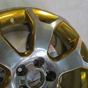 Зеркальная полировка дисков фото