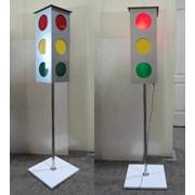 Светофор светодиодный фото