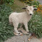 Гипсовая статуэтка Козлик фото