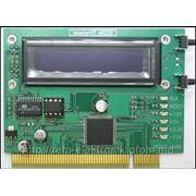 BM9222 — Устройство для ремонта и тестирования компьютеров — POST Card PCI фото