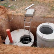 Наружная канализация, септики, сантехника фото