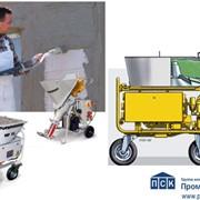 Штукатурная станция Putzmeister МР25 mixit для готовой сухой смеси фото