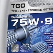 Моторное масло Getriebeoel TGO SAE 75W90 GL-5, 1л фото