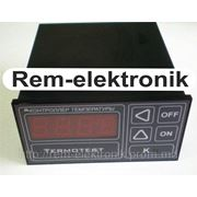 Контроллер температуры Termotest-04 -60 … +250 С фото