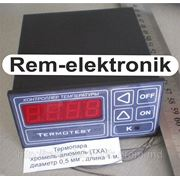 Контроллер температуры Termotest-04/2, Termotest-04/3 фото