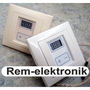 Универсальный терморегулятор ТР — 08 Delux фото