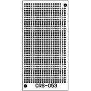 Макетная плата (односторонняя) К206-053 фото