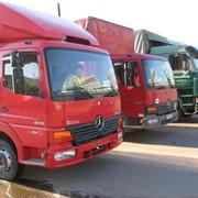 Доставка грузов до объекта заказчика фото