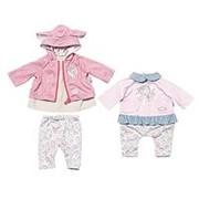 Zapf Creation Игрушка Baby Annabell Одежда для прогулки, веш. (700-105) фото
