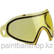 Линза для масок I4 желтая фото
