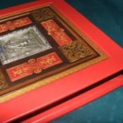 Книги ручной работы в кожаном переплёте на заказ, Донецк фото