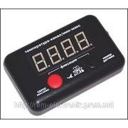BM8037 — Цифровой термометр с красным дисплеем (до 16 датчиков) фото