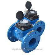 Счетчик воды (водомер) ирригационный, тип WI, Ду-200,Py16, Q=450 м3/час, для холодной воды фланцевый, PoWoGaz-Польша фото