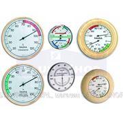 Термогигрометры для саун и бань фото