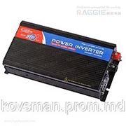 Инвертор 12/220 RAGGIE Elit RGP-1500W (усиленный) фото