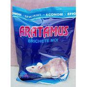 ARATAMUS Brichete moi. Тесто брикеты против грызунов обладающие привлекательностью для крыс и мышей фото
