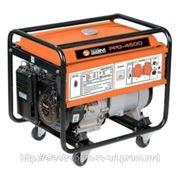 Генератор бензиновый SBM PPG-4500 фото