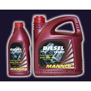 DIESEL TURBO SAE 5W-40 API CI-4/SL Синтетическое моторное масло фото