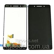 Оригинальный дисплей (модуль) + тачскрин (сенсор) для Huawei Honor 7 (черный цвет) фото