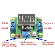 DC-DC Power Supply Module with Voltmeter фото