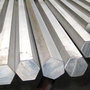 Шестигранник стальной 60 мм ст.45 ГОСТ 8560-78 фото