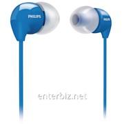 Наушники Philips SHE3590BL/10 Blue фото