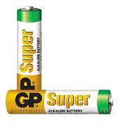 Батарейка GP Batteries Super alkaline LR03 фото