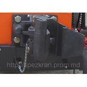 Автосцепка СА-3 мотовозная (паровозного типа)