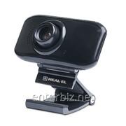 Веб-камера Real-El FC-250 DDP, код 121826 фото