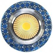 Светодиоды точечные LED QZFG-01 ROUND 3W 5000K фото