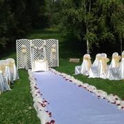 Декор церемонии бракосочетания фото