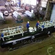 Резервуар для сжиженных углеводородных газов (СУГ) надземный 69,009043 фото
