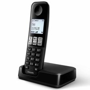 Телефон DECT PHILIPS D2301B/51 фото