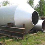 Резервуары горизонтальные емкостью 2,5-100 м.куб для тепловых и атомных электростанций фото