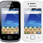 Мобильный телефон Samsung Galaxy Gio S5660 Dark Silver фото