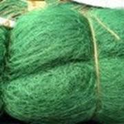 Кукла-сетеполотно нитка Капрон Плетение 29х2 Размер 100х150 (ячеек-метров) Ячейка: 16, 18, 20 мм. фото