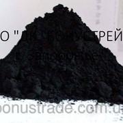 Пигмент черный фото